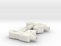 Hand Blaster in White Strong & Flexible