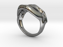 `ringez in Premium Silver