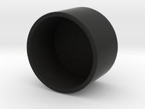 Power Core End Cap in Black Strong & Flexible