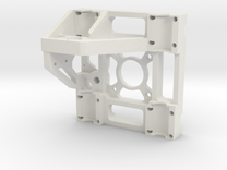 ExtendYPlateRevC-Shapeways in White Strong & Flexible