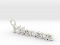 Maker3 in White Strong & Flexible