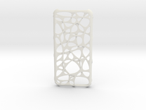 iPhone 6 case - Cell 2 in White Natural Versatile Plastic