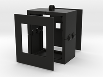 Spritelet Enclosure in Black Strong & Flexible