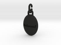 S46 Ellipse Enh. Beloved @ 46 x 34.5 in Black Strong & Flexible