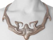 Kimberly Ovitz - Prosoma Necklace in Black Strong & Flexible