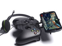 Xbox One controller & chat & LG L30 in Black Strong & Flexible