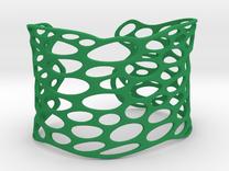 OrganicBra in Green Strong & Flexible Polished
