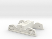 Duewag_Gt6ZR_bogie_1_HOm in White Strong & Flexible