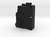 Top Half Of Kyosho Nitro 1/9 scale CCVT Gearbox RV in Black Strong & Flexible