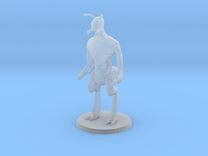 Ant Warrior (no weapon) in Frosted Ultra Detail