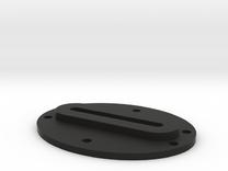 CameraPlateV1 in Black Strong & Flexible