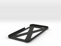 iPhone 6 Plus HiLO X Case  in Black Strong & Flexible