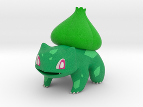 Bulbasaur in Full Color Sandstone