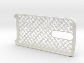 "Zenfone2 Case ""Shippo"" in White Strong & Flexible"