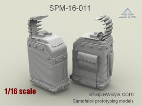 1/16 SPM-16-011 LBT MK48 Box Mag in Smoothest Fine Detail Plastic