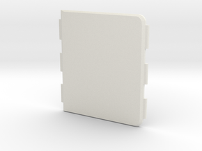 MARK XI Cover in White Natural Versatile Plastic