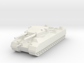 Landkreuzer P.1000 Ratte (Germany) 1/285 (Qty. 1) in White Natural Versatile Plastic