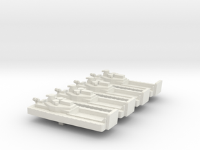 1/600 ATC With open welldeck in White Natural Versatile Plastic