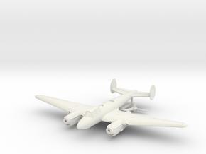 1/144 PE.2 with u/c in White Natural Versatile Plastic