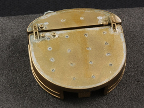 1:32 Albatros D.V/a Fuel Tank (WNW drop in) in Smoothest Fine Detail Plastic