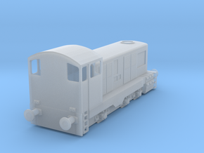 TT 1:120 Scale E Class  in Smooth Fine Detail Plastic