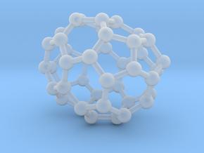 0229 Fullerene C42-8 c1 in Frosted Ultra Detail