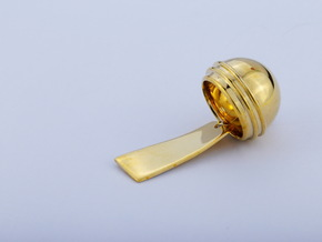aeolian bells - part2 in Polished Brass