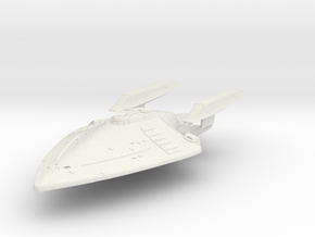 Maxell Class HvyDestroyer in White Strong & Flexible