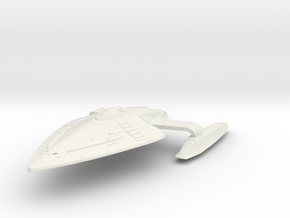 Crazywolf Class B Destroyer in White Natural Versatile Plastic