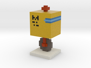 Magbot in Full Color Sandstone