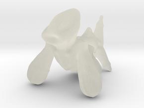 3DApp1-1436853292718 in Transparent Acrylic