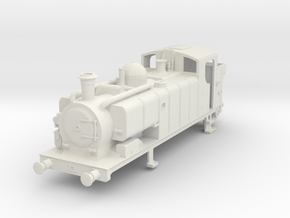 00 gauge 97xx Condensing Pannier body With Topfeed in White Natural Versatile Plastic