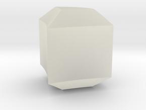 Pommel Gem (part 3/3) in Transparent Acrylic