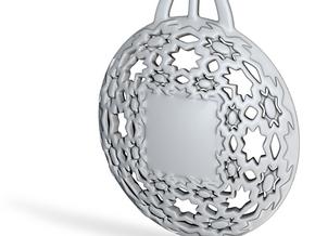 PAh Medalion V2Se4951D36h4NULL in Fine Detail Polished Silver