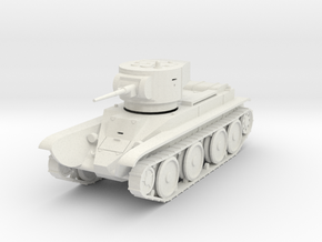 PV18A BT-5 Fast Tank M1933 (28mm) in White Strong & Flexible