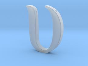 Upsilon in Smooth Fine Detail Plastic