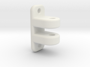 EDrum Rocket Trigger System (Shell Fitting) in White Natural Versatile Plastic