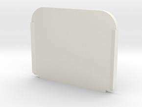 Organizer Divider in White Natural Versatile Plastic