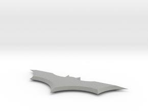 Batarang in Metallic Plastic
