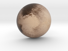 Planet Large in Full Color Sandstone