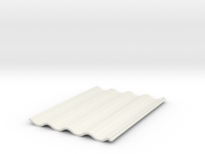 Siding14x20 in White Natural Versatile Plastic