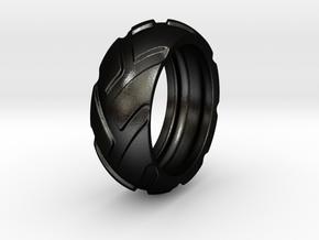r8x45 - Tire Ring in Matte Black Steel: 9 / 59
