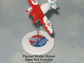 GAAR03 Gee Bee Model R in White Strong & Flexible