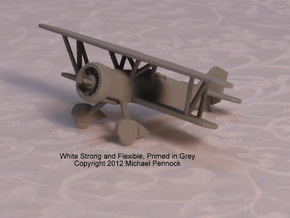 IW01 Curtiss Hawk II (1/144) in White Natural Versatile Plastic