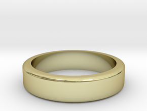 Knuckle Ring in 18k Gold