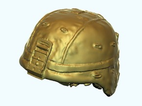 1-16 US Army ACH Helmets in White Natural Versatile Plastic