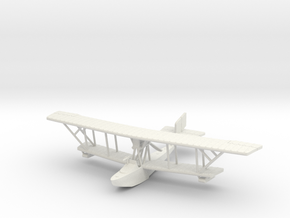 Lohner L78, 1:144th Scale in White Natural Versatile Plastic