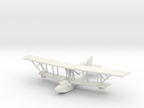 Lohner L, Bomb Armed, 1:144th Scale in White Natural Versatile Plastic