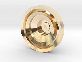 Yo-yo in 14K Yellow Gold