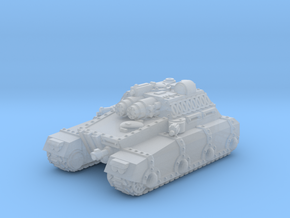 Heavy Irontank in Smooth Fine Detail Plastic